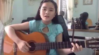 [Guitar Đệm Hát] - Cám Ơn Cha- Học viên lớp nhạc [6 NGÀY BIẾT CHƠI GUITAR]