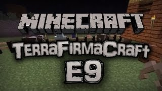 "Minecraft - TerraFirmaCraft w/ Friends - E9 :: ""Bear Cage"""