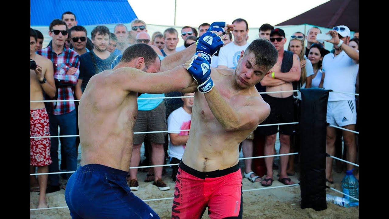 Хрупкий против Белого, СТРЕЛКА в Ульяновске, Центральный пляж