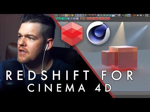 Redshift for C4D