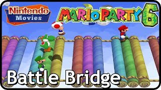 Mario Party 6 - Battle Bridge (Multiplayer)