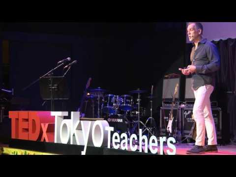 Power of Words | Charles Browne | TEDxTokyoTeachers