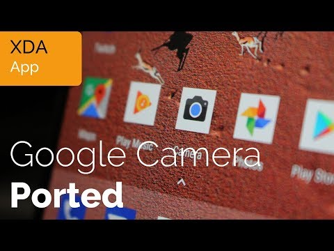 Google Camera with HDR+ Ported and it's AMAZING! - YouTube