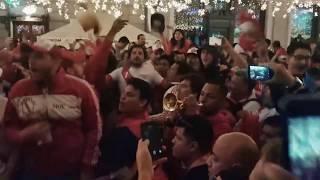 Perú en Rusia 2018¡ - Hinchas Peruanos en Rusia Moscú.