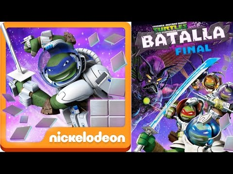 Tortugas Ninja Batalla Final Gameplay
