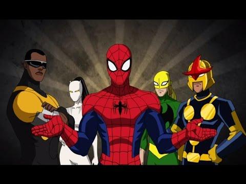 Человек паук мультфильм 4 серия