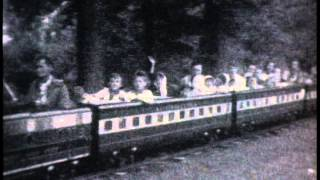 Alanna & John Mozzer, Gwynn Oak Amusement Park, MD, 1960