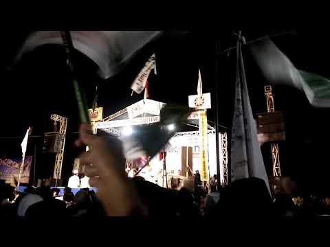 PAGAR NUSA BERSHOLAWAT 2018 - Ridwan Asfy ft Fatehah Indonesia