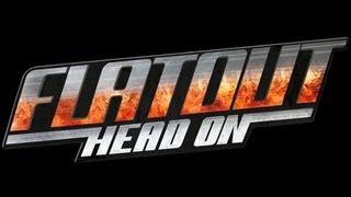 Flatout Head On Gameplay (PSP)