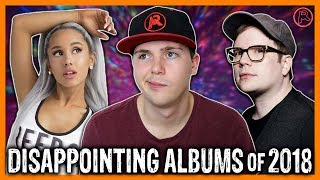 Baixar Top 10 Most Disappointing Albums Of 2018