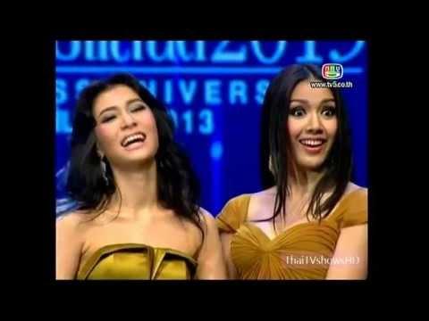 "Miss Universe Thailand 2013 l Chalita Yaemwannang  ""Lita"""