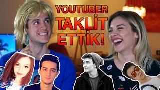 YOUTUBERLARI TAKLİT ETTİK!