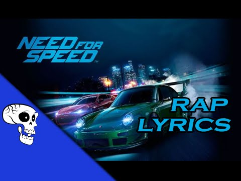 "Need for Speed Rap LYRIC VIDEO by JT Music - ""Pop the Hood"""