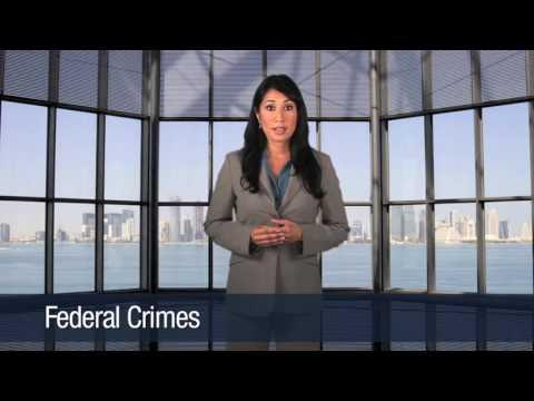 Federal Crimes