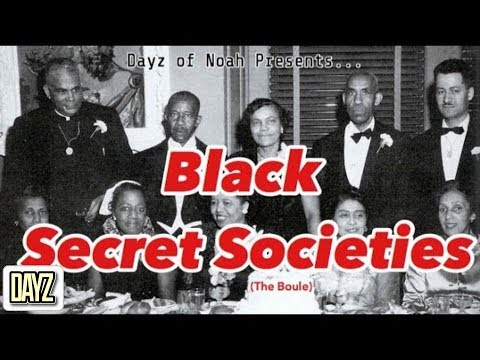 THE BLACK SECRET SOCIETY: Hip Hop and Culture Creation (Part 1)