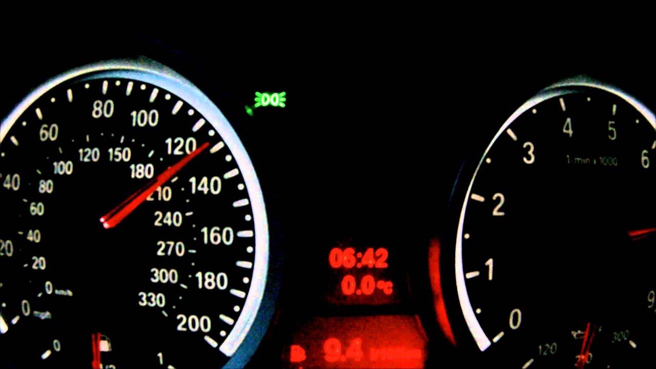 Bmw M3 Z Kompresorem 600 Km 200 Kmh W 12 Sekund Youtube