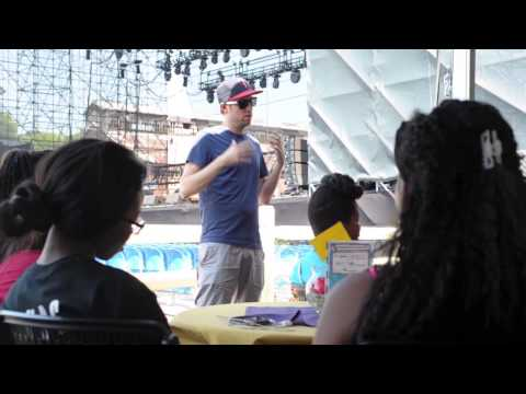 Lehigh Valley students get tour of Musikfest's Sands Steel Stage ahead of Snoop Dogg show