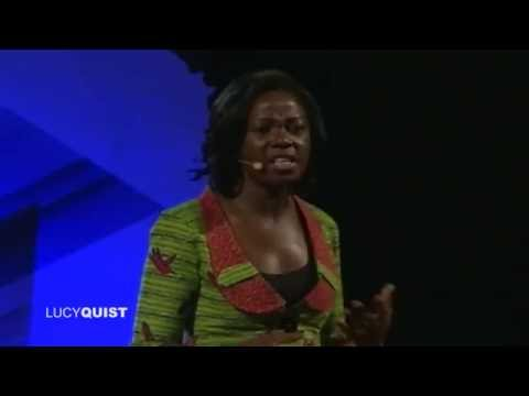 Rethink Transformation:why we must all be generational thinkers | Lucy Quist | TEDxAccra