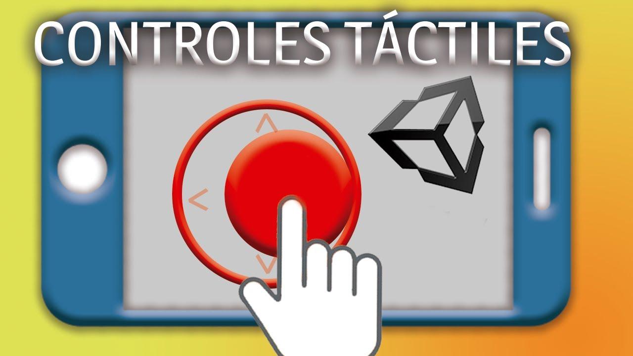 Tutorial Unity y celulares: #2 - Controles táctiles (Joystick digital)