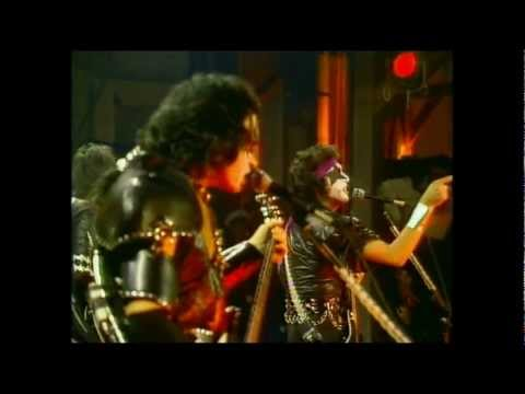 "KISS "" ABC Fridays '82 "" Complete - The Oath / A World Without Heroes / I"