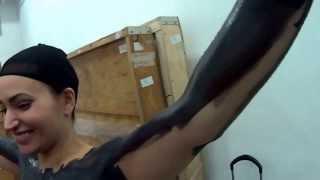 Repeat youtube video Liquid Latex Body Painting