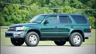 Davis AutoSports 2000 Toyota 4Runner SR5 4x4 / For Sale / ONLY 95k Miles