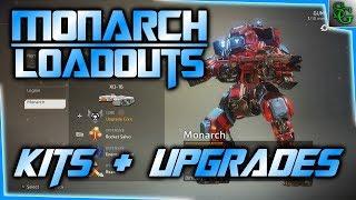 Titanfall 2 - Monarch Titan Loadout Preview & Official Titan Trailer: Meet Monarch