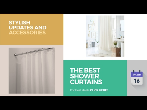 The Best Shower Curtains Stylish Updates And Accessories