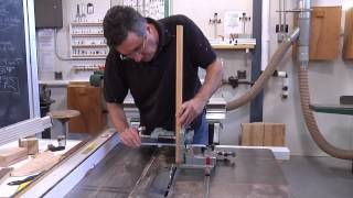 Wood Joinery 3 Cutting A Tenon V2