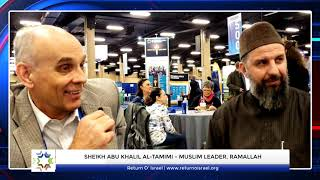 Part 2: A Pastor and a Sheikh go to a Christian Media Convention...