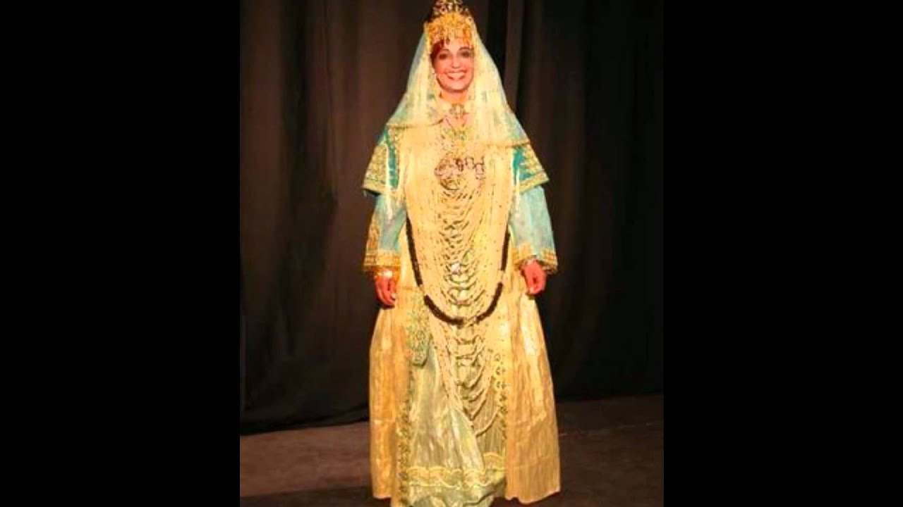 defile de mode orientale de robes du maghrebwmv youtube With robe maghreb