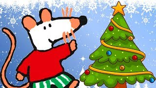 Maisy Mouse Official 🎄Maisy makes a Christmas Tree ☃️CHRISTMAS | Kids Movies | Videos for Kids