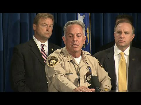 Police release shooting timeline in Las Vegas Massacre