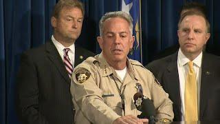 Police release shooting timeline in Las Vegas Massacre