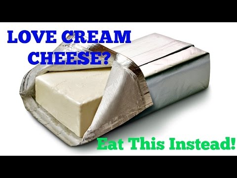 Healthy Cream Cheese: Eat This Not That #1