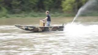 Jet Ski Jon Boat