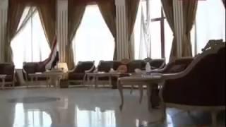 فيديو يبين قصر حميد الأحمر في صنعاء, شبكة اليمن مباشر