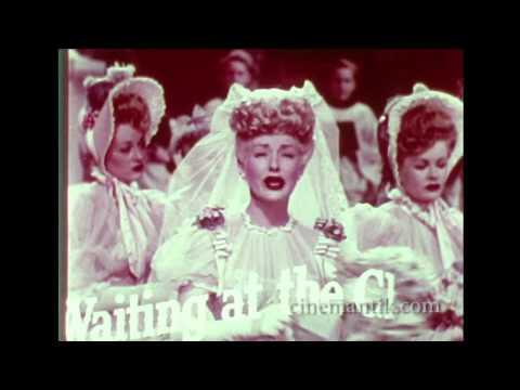 « Sweet Rosie O'Grady » trailer (1943)