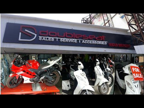 Pune Second Hand Bikes Dealer And Service Centre #DoubleSeatMotors