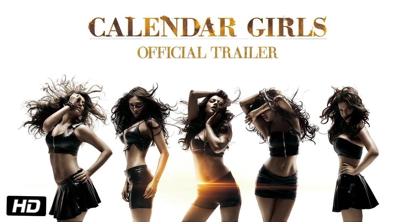 Calendar Girls Official Trailer Youtube