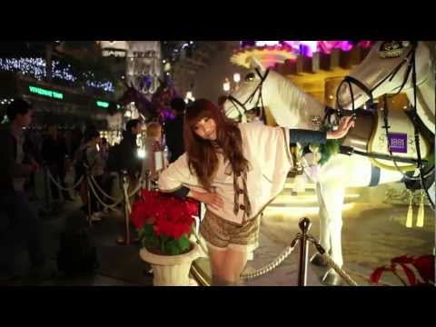 Lily Wong Christmas Event on Heritage 1881 (Making of)