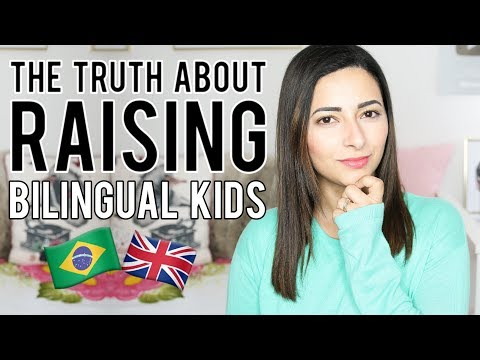 THE TRUTH ABOUT RAISING BILINGUAL CHILDREN  Easy Methods and Tips Bilingual Families  Ysis Lorenna