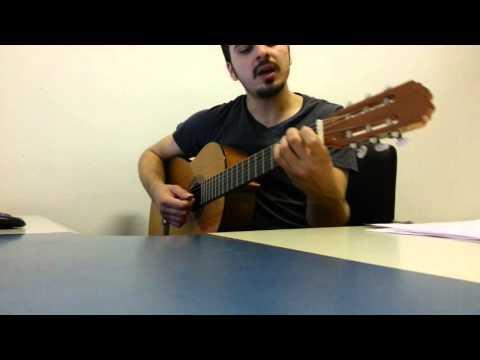 elveda deme bana gitar - Gitarist Furkan -Slow parçalar