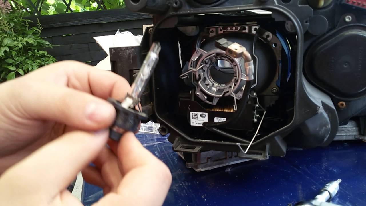 Vauxhall Vectra Csignum D2s Xenon Exchange