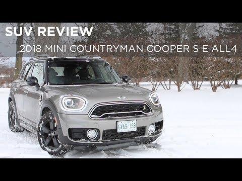 SUV Review | 2018 Mini Countryman Cooper S E All4 | Driving.ca