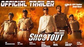 SHOOTOUT - Official Trailer   Upcoming Gujarati Movie 2016   Pranjal Bhatt, Deep Dholakiya   1080p