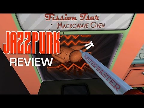 Jazzpunk - Review