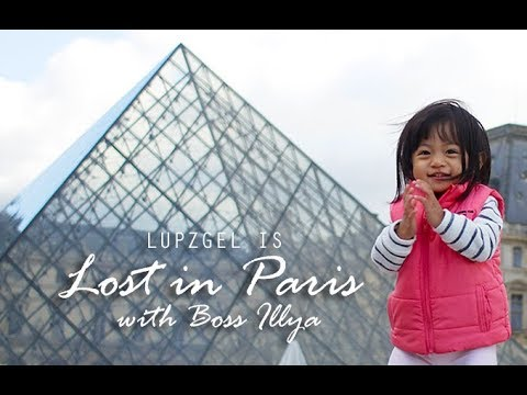 Paris in 5 Days (with a 1 year old)
