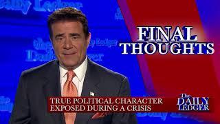 Final Thoughts: Coronavirus & Political Character