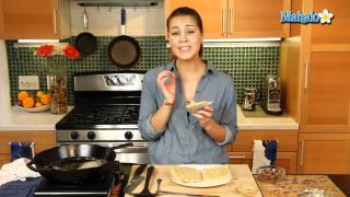 How To Make A Sausage Grilled Cheese Sandwich